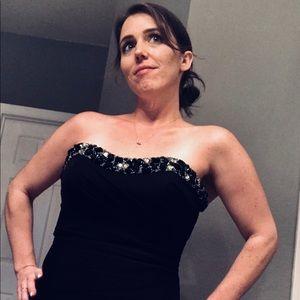 Alyce Paris Black Evening Gown